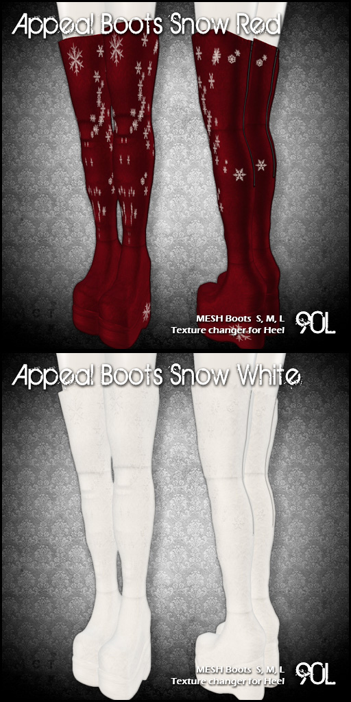 Appeal Boots Snow