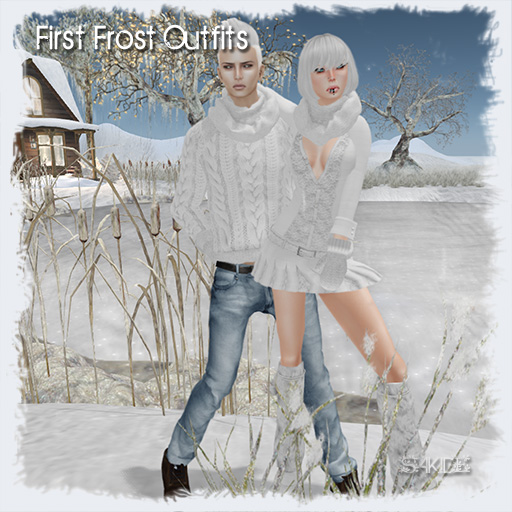 First Frost Outfits for With Love Hunt <3