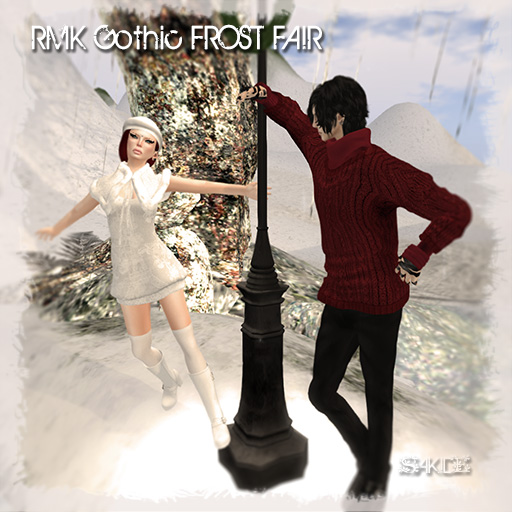 Winter in Paris Outfits & Twisted Wool Sweaters for RMK Frost Fair