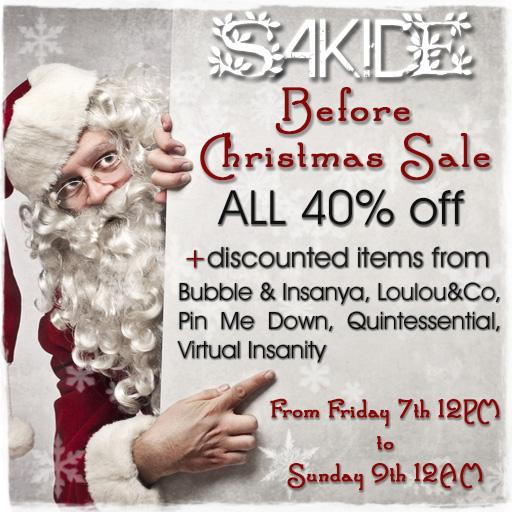 SAKIDE Sale