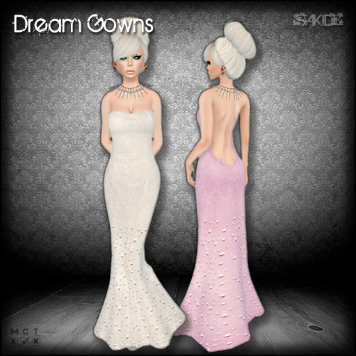 Dream Gowns for FOX HUNT - CREATIONS FOR PARKINSON