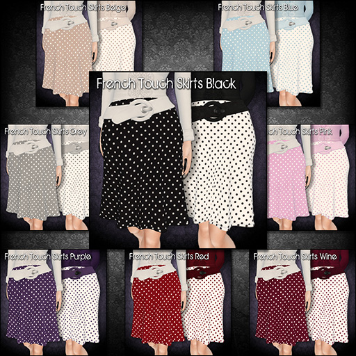 French Touch Skirts