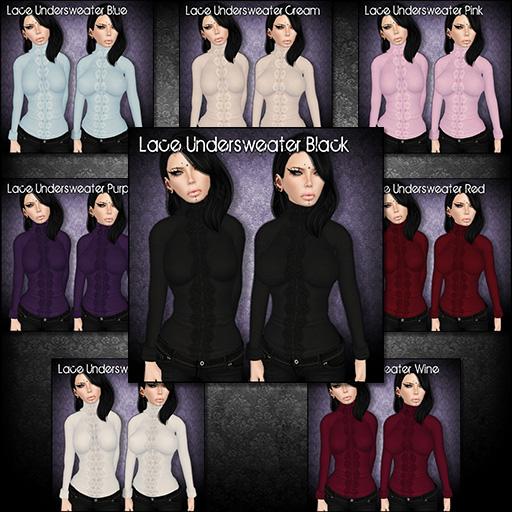 Lace Undersweaters