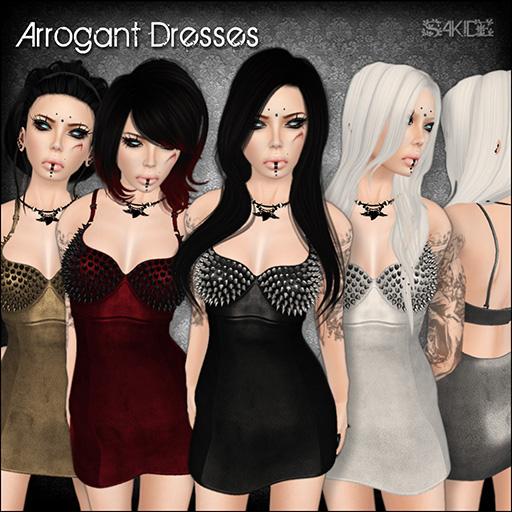 Arrogant Dresses