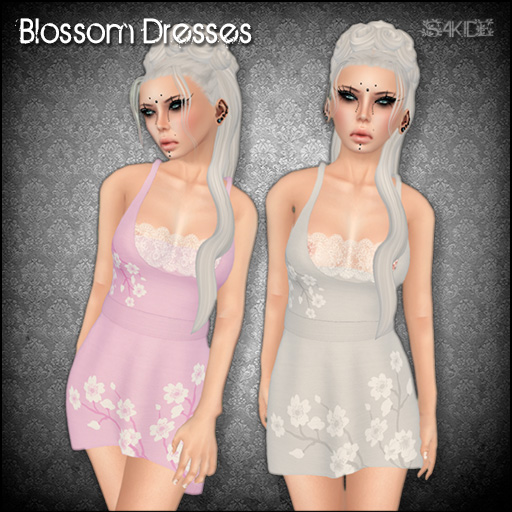 Blossom Dresses for The Black Market