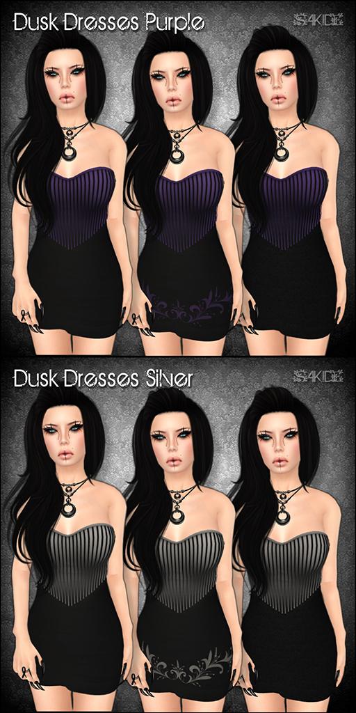 Dusk Dresses for Fashion for Life 2013