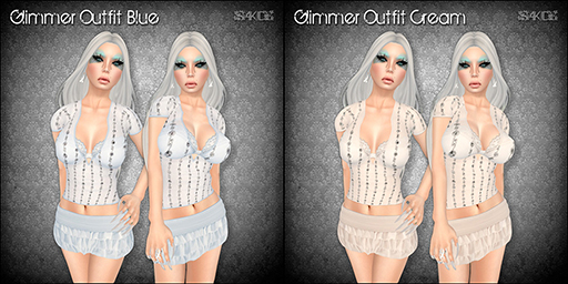 Glimmer Outfits - Mainstore