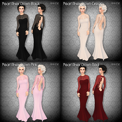 Pearl River Gowns - Mainstore