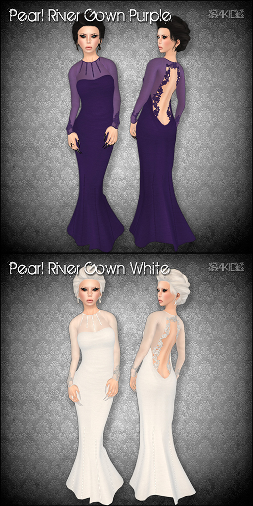 Pearl River Gowns for Fashion for Life 2013