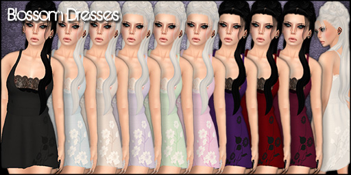 Blossom Dresses - Mainstore