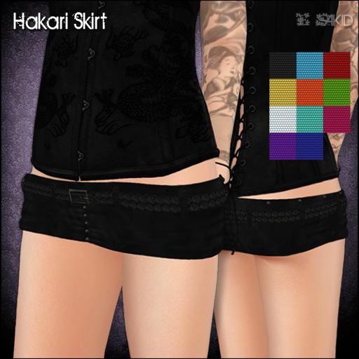 Hakari Skirt