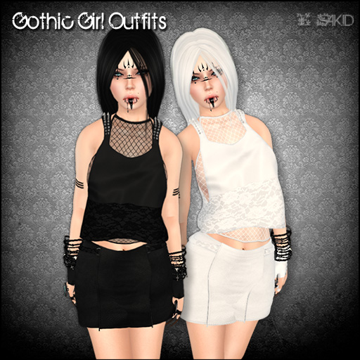Gothic Girl Outfits for Perfect Wardrobe