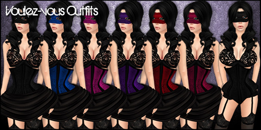 Voulez-vous Outfits - Mainstore