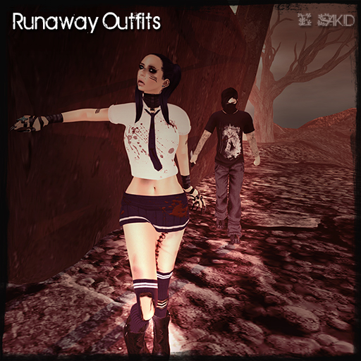 Runaway Outfits for Madpea Hunt Room 326
