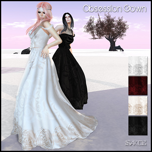 Obsession Gown for The 24 Event