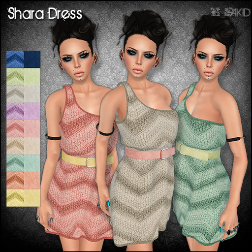 Shara Dress for Season Palette Hunt 3