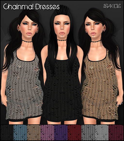 Chainmal Dresses for Stalkerazzi Fashion Affair