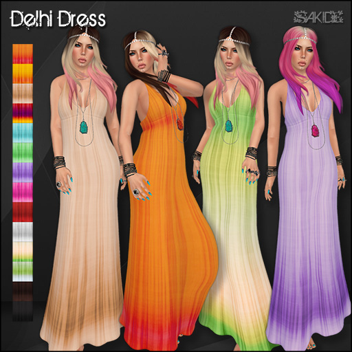 Delhi Dress