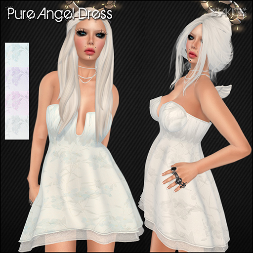 Pure Angel Dress for Perfect Wardrobe