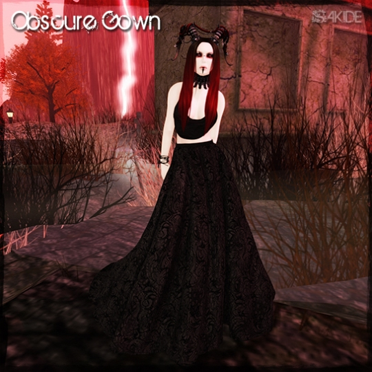 Obscure Gown - Mainstore