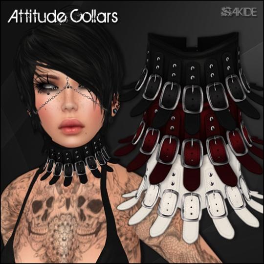 Attitude Collars - Mainstore