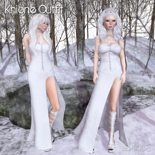 Khione Outfit for the Main Event