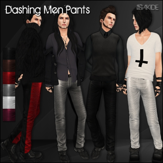 Dashing Men Pants for Project Limited