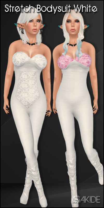 Stretch Bodysuits for The Boobies Show
