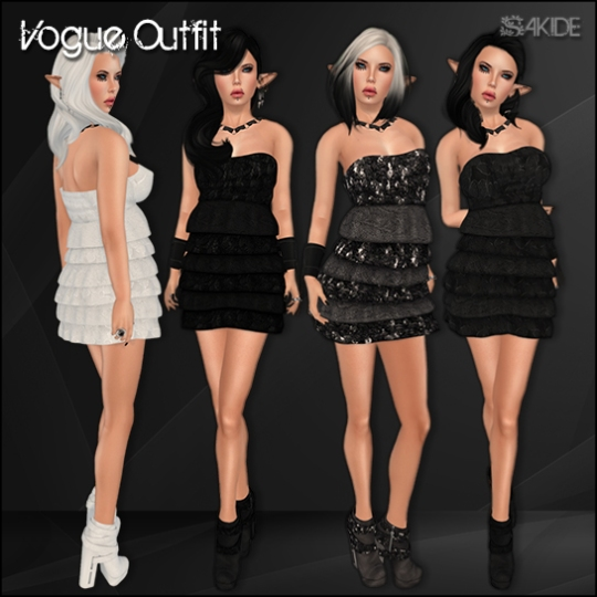 Vogue Outfit for Project Limited Fair