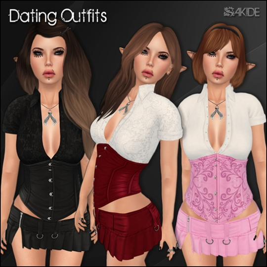 Dating Outfits for With Love Fair