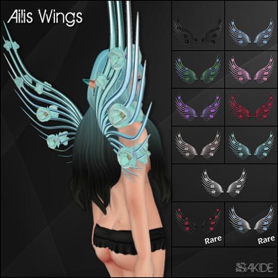 Ailis Wings
