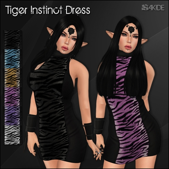 Instinct Dresses for Whore Couture Fair 3