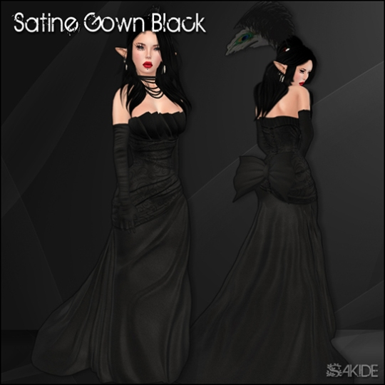 Satine Gowns for Serafilms