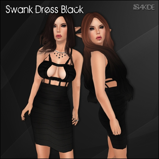 Swank Dresses for Whore Couture Fair 3