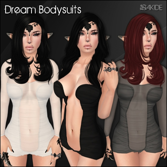 Dream Bodysuits