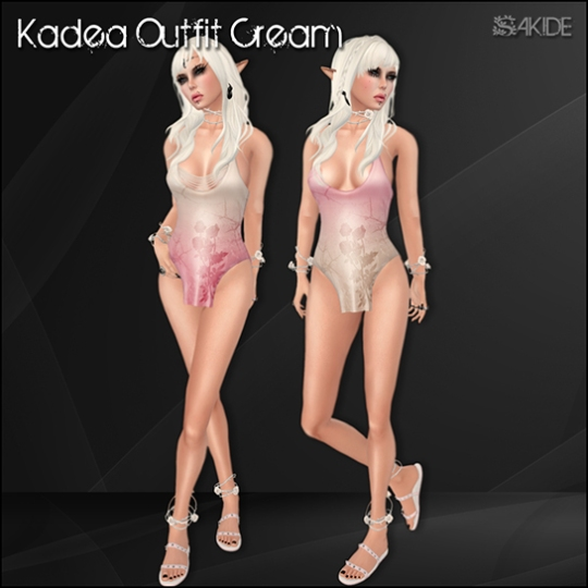 Kadea Outfits for Fantasy Faire 2014
