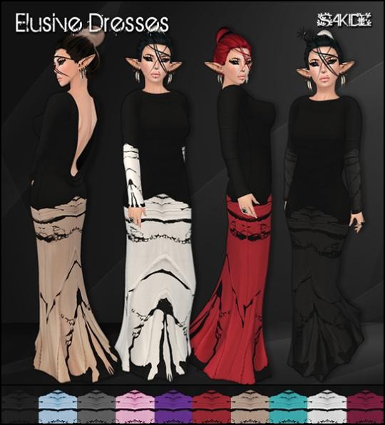 Elusive Dresses