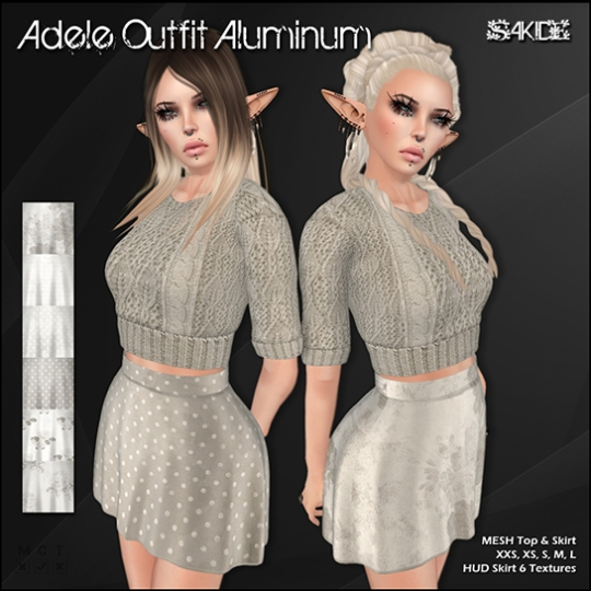 Adele Outfits for Vintage&Cool Fair