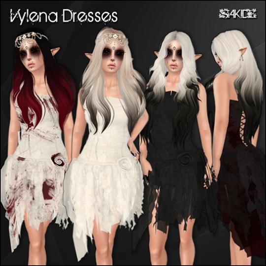 Vylena Dresses