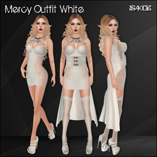 Mercy Outfits for Gothmas 2014