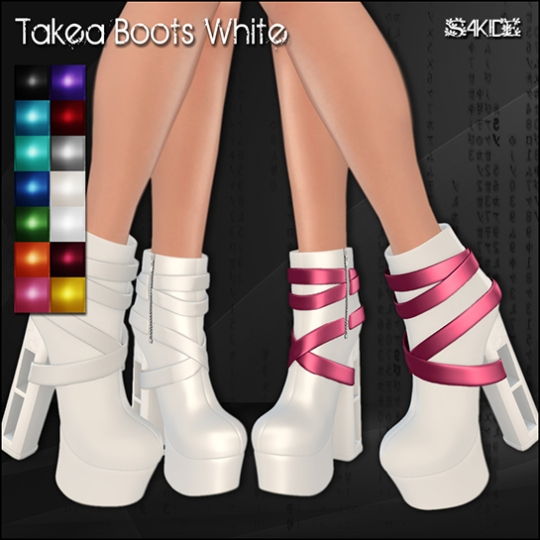 Takea Boots for Futurewave 2015
