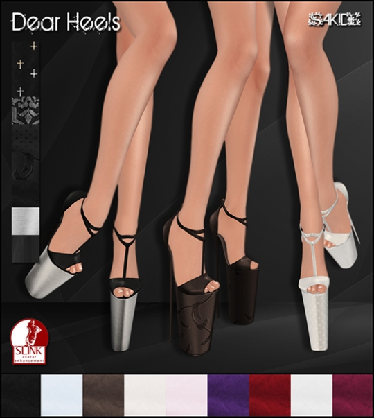 Dear Heels for Whore Couture Fair 2015