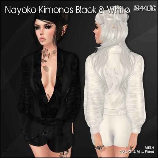 Nayoko Kimonos for Fantasy Faire RFL 2015