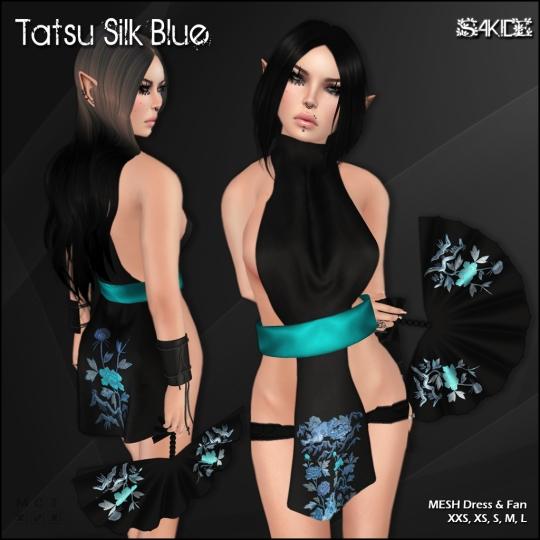 Tatsu Silks for Fantasy Faire RFL 2015