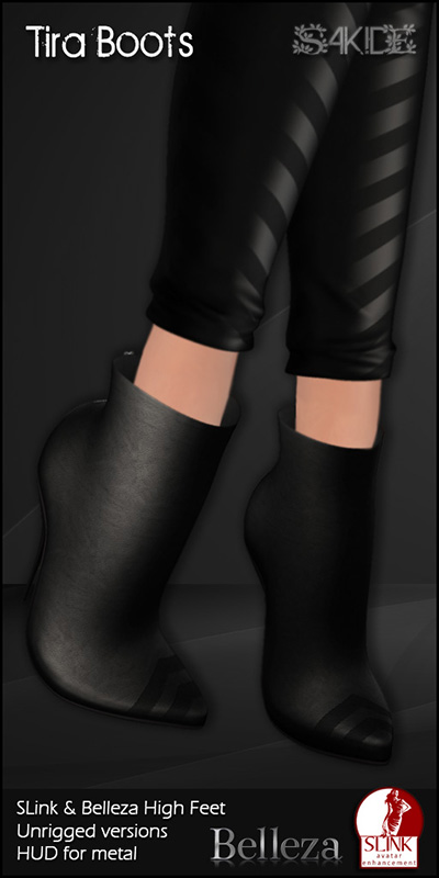 Tira Outfit, Tops and Boots for The Dark Style Fair 2015