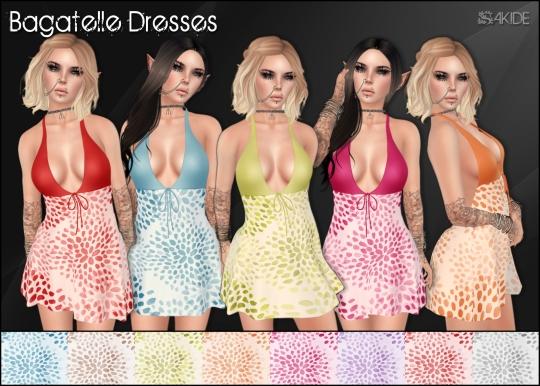 Bagatelle Dresses