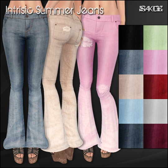 Intrisic Summer Jeans