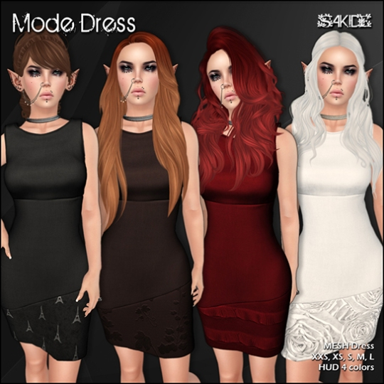 Mode Dress for Womenstuff Hunt