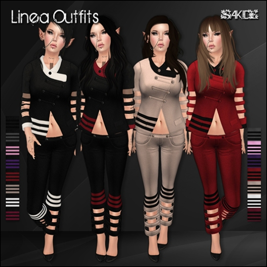 Linea Outfits for Thrift Shop 11