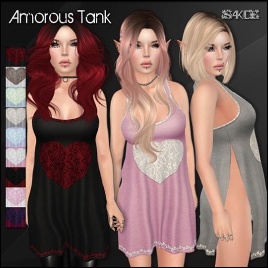 Amorous Tank